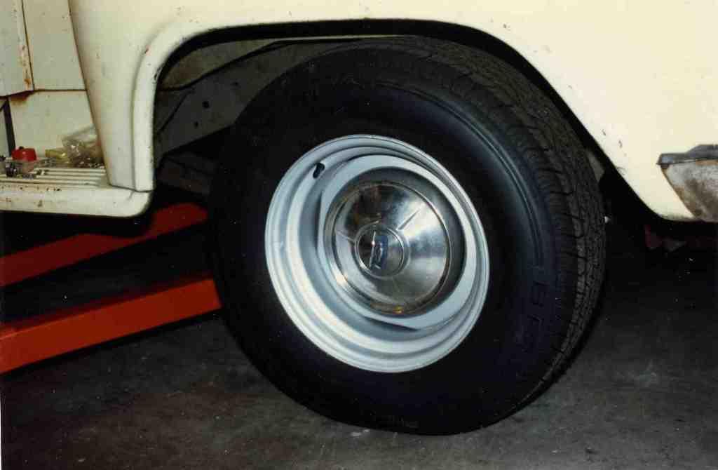 60 66 Tire Wheel Pics The 1947 Present Chevrolet Amp Gmc