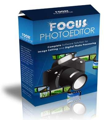Focus Photo Editör Programını Full Tek Link İndir
