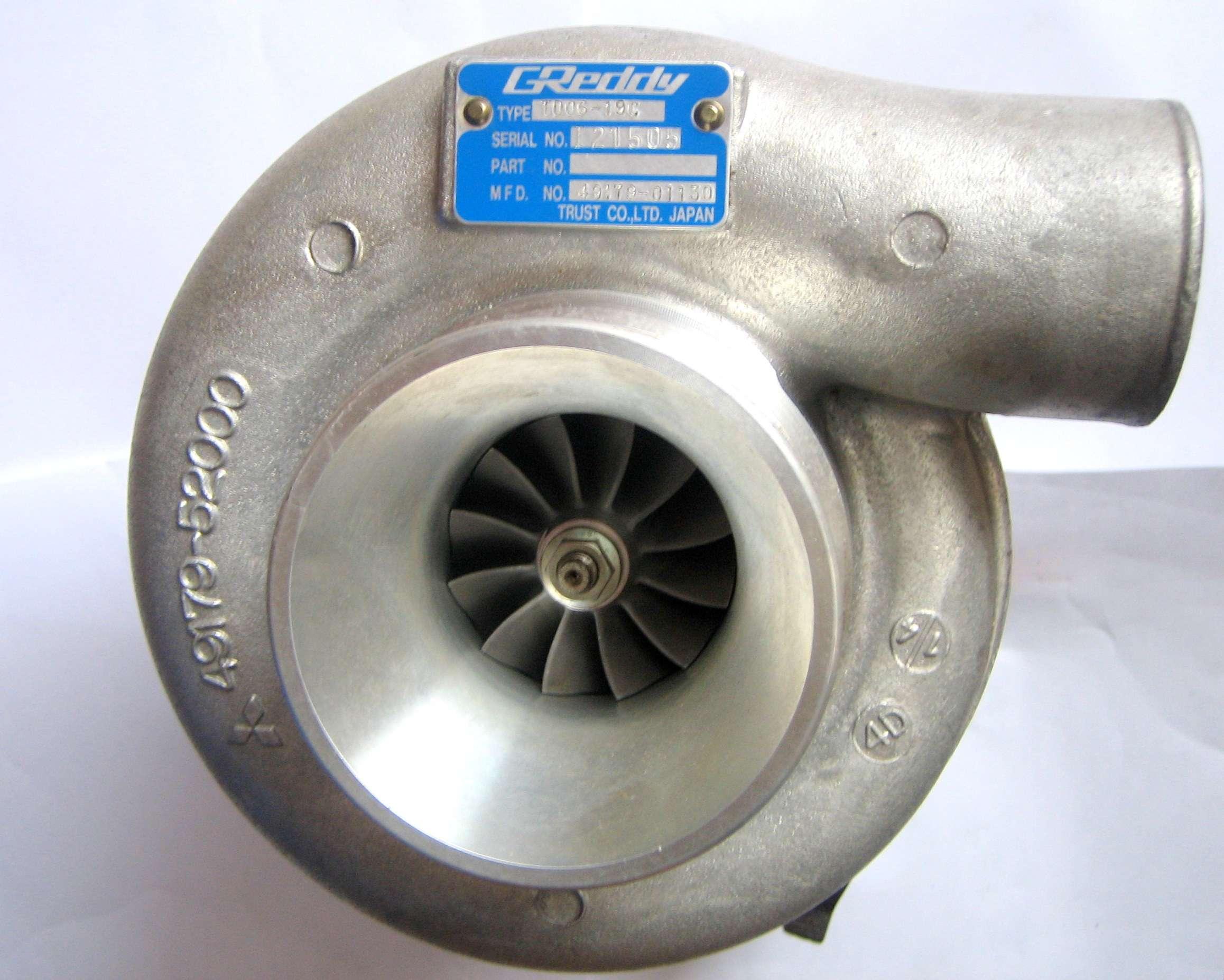 TRUST Greddy TD06 Turbo 4G63 RB25DET 13BT SR20DET CA18DET
