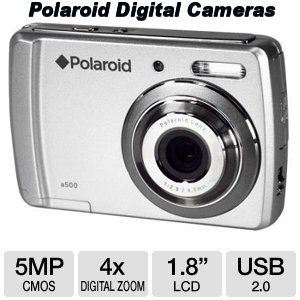 polaroid digital cameras