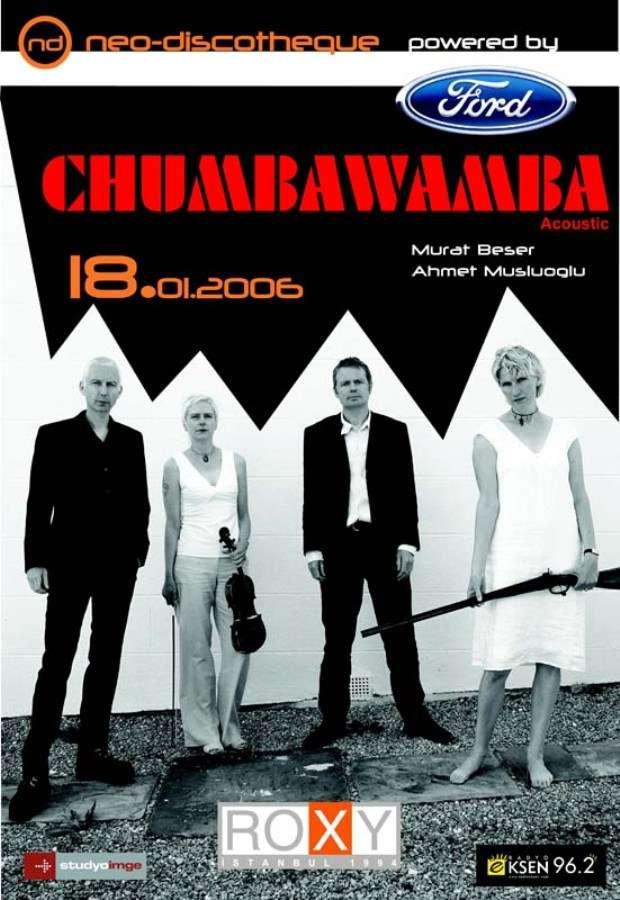 NeoDiscotheque Chumbawamba