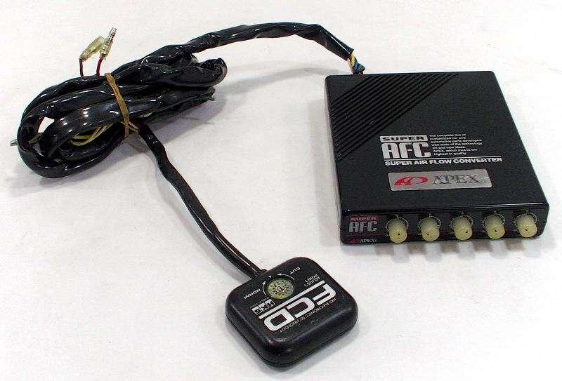 Apexi SAFC Air/Fuel A/F controller +HKS Fuel cut defender FCD