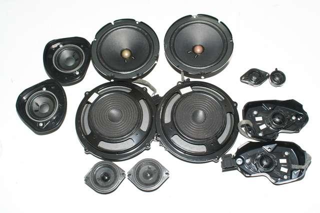porsche cayenne 955 957 bose hi fi soundsystem. Black Bedroom Furniture Sets. Home Design Ideas