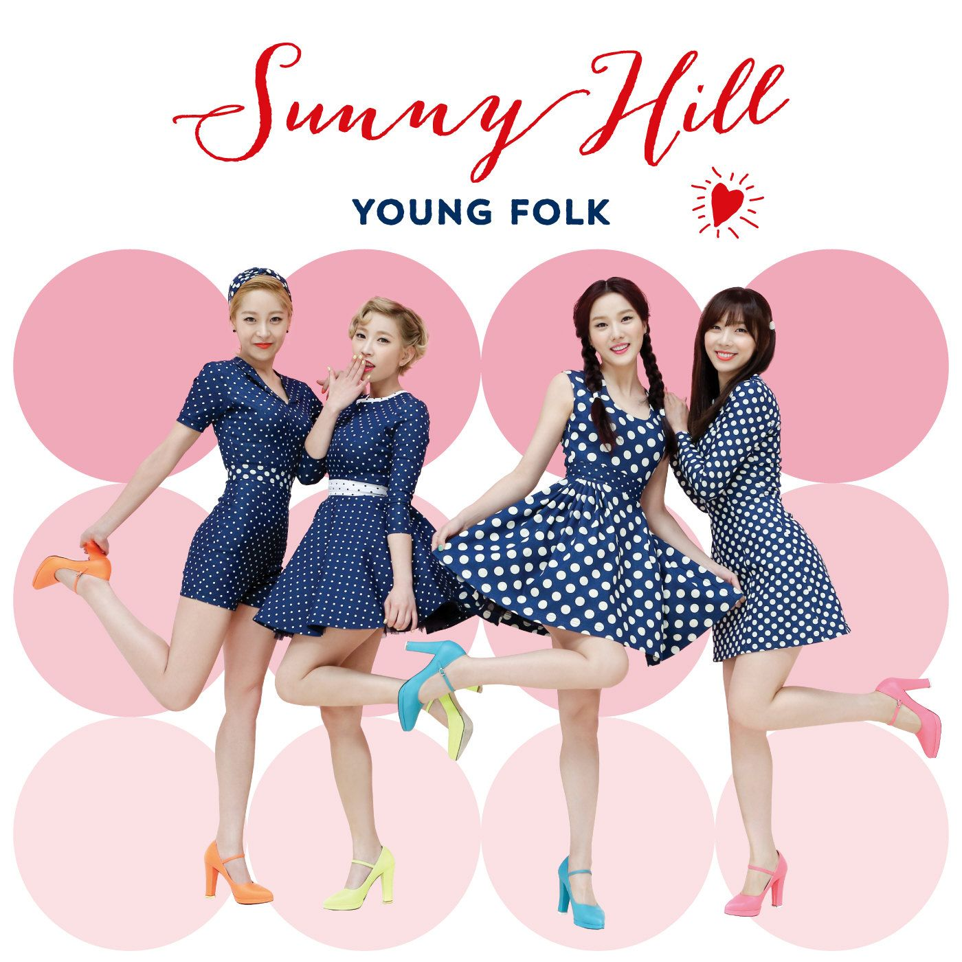 [Mini Album] Sunny Hill - Young Folk