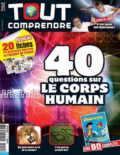 Tout Comprendre N°9 Avril 2013