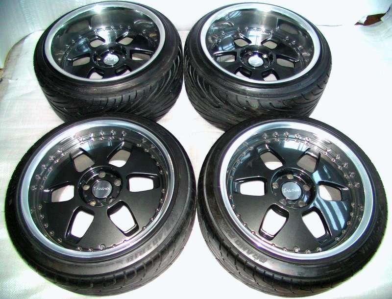 RAYS BRAINER VICTRIX 18x 10J 12J 5x114 Wheels Celsior Aristo RX7