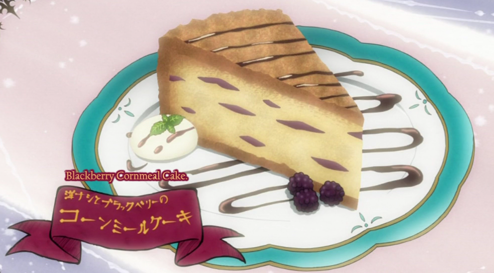 Apple Charlotte Cake